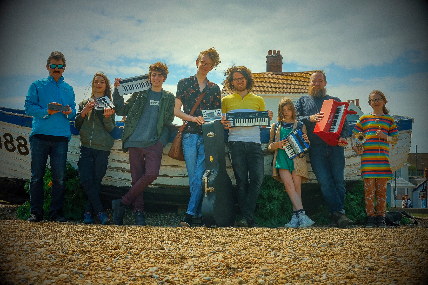 CLIP awarded £30,000 grant from Youth Music